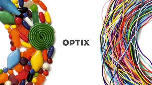 OPTIX视觉形象设计