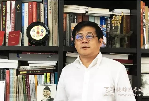 中国美术家协会分党组书记徐里