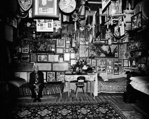 波兰艺术家佐菲亚・莱德(Zofia Rydet)的《社会学记录》