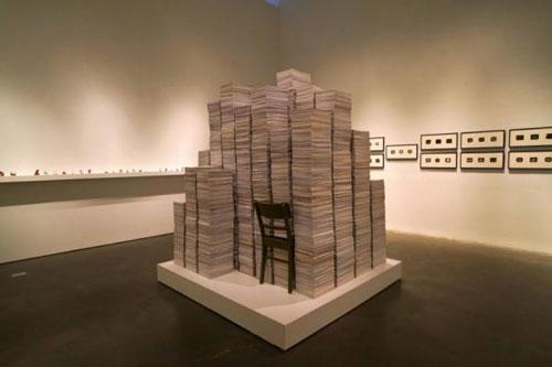 凡达・维埃拉-舒米特的50万张素描