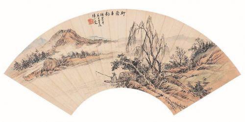 民国女神林徽因陆小曼的画作非同一般!图片