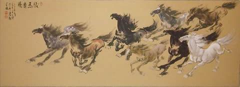 中国艺术应该俯下身子 向民间艺术学习