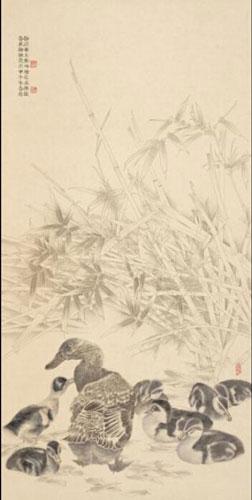 """""""文脉心象""""王艺峰中国画作品展20日开幕"""