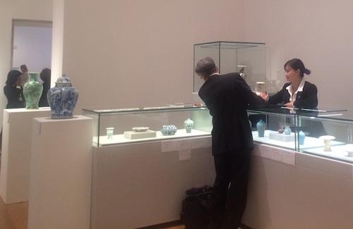 习 大都会艺术博物馆珍藏中国瓷器拍卖会