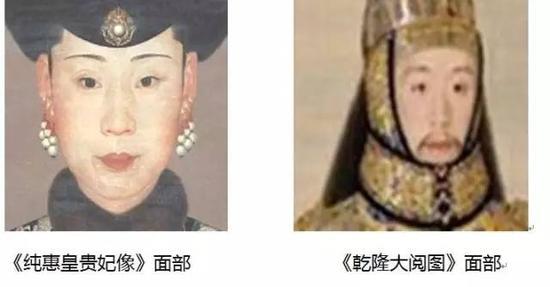 《纯惠皇贵妃像》系郎世宁作品无疑