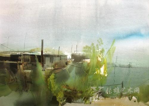 本次研讨会将对周刚,陈流,平龙三位水彩画家的作品进行重点探讨.