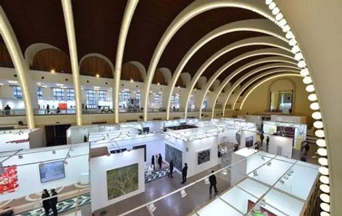 2016年ART021上海廿一当代艺术博览会于上海展览中心亮相