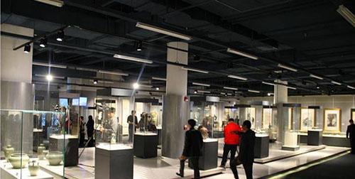 上海自贸区国际艺术品交易中心