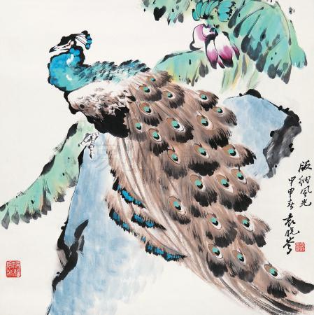 当代中国画应该回归写意精神