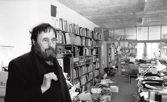 国际著名策展人哈罗德 · 史泽曼(Harald Szeemann)