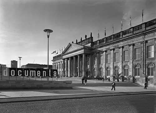 弗里德里齐阿鲁门博物馆,1955 版权归属文献展资料馆,君特•贝克