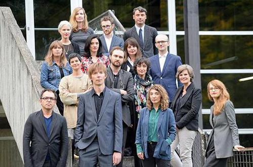 第十四届卡塞尔文献展策展团队
