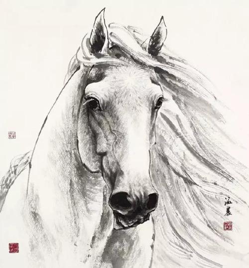 2017中国画名家作品邀请展即将开幕_张雄艺术网图片
