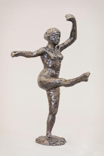 德加原创雕塑作品中国首展即将开幕