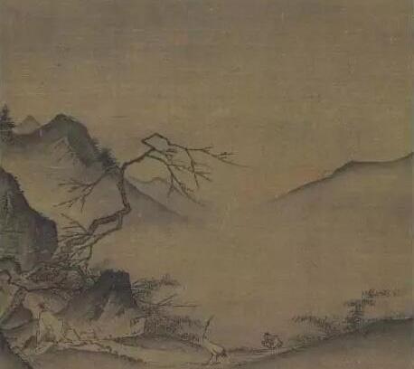 宋马麟(传) 《林和靖孤山图》 估价:美元 15,000- 20,000 成交价:美元 1,567,500