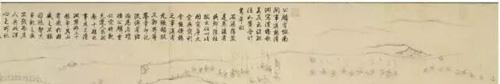 《石渠宝笈》记载为李公麟(上等) 《便桥会盟图》 估价:美元 800,000- 1,000,000 成交价:美元 17,607,500