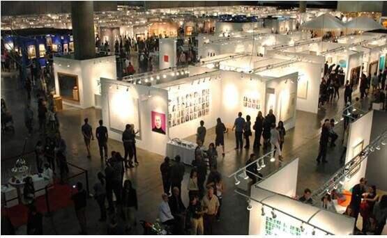 艺术博览会:艺术品一级市场风向标