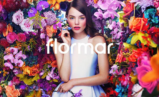 Flormar化妆品零售品牌新版形象设计