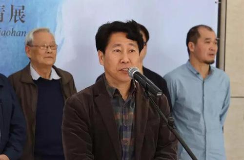 福建省画院执行院长孙志纯 致辞