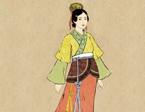 中国古代女子服饰,你喜欢哪款?