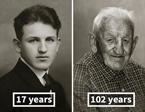 青春易逝 来瞧瞧这些跨世纪的面孔