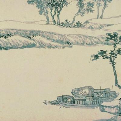 """中国艺术源于""""心"""",故浪漫玄远!"""