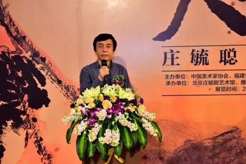 深圳市委宣传部副部长韩望喜先生致辞