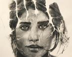 掌中画:传统绘画与人体彩绘的完美结合