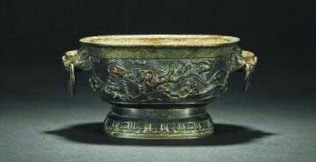 案上云烟:明清铜炉的鉴别与收藏