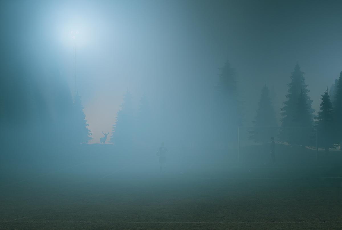 拉开夜的篇章 探秘安静夜幕下的微妙城市空间