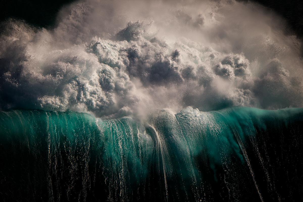 航拍组黎明风暴》 摄影师:Ray Collins(澳大利亚)