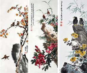 最优秀花鸟画往往是古意与时代气息的融合