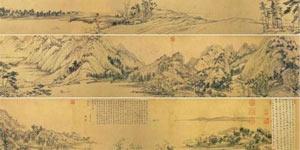 《富春山居图》的传奇身世:破旧书画竟是国宝?
