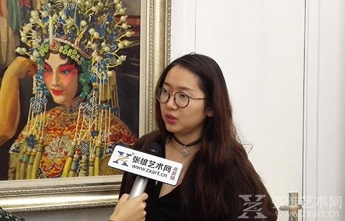 《青春绘就中国梦》美术主题创作作品展揭幕
