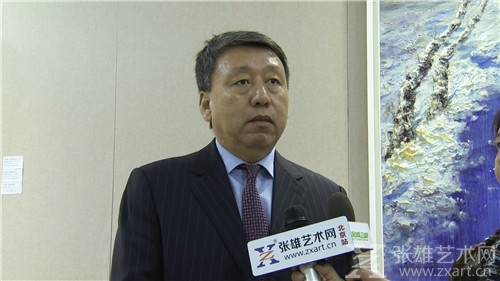 嘉利控股集团董事长刘宏伟接受采访