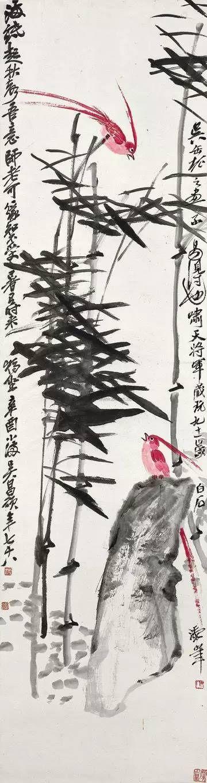 吴昌硕作品的市场表现为何不敌齐白石?