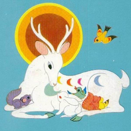 九色鹿温暖小生灵 动画