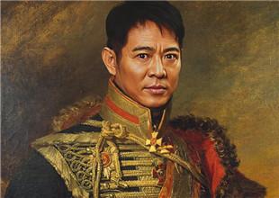 名人变身19世纪将军?你认识几个?