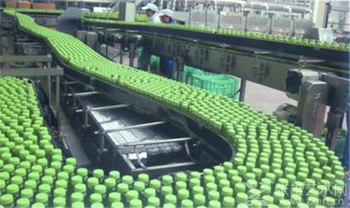 果汁食品工厂平面图