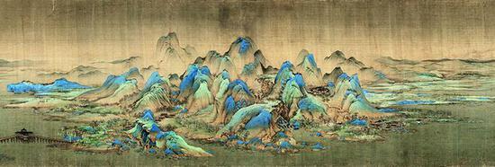 《千里江山图》是一件宋代招隐画卷?
