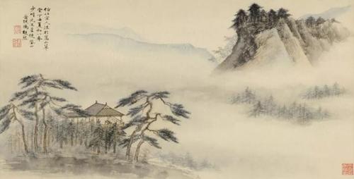 苏富比呈献「顾维钧严幼韵夫妇珍藏中国书画」