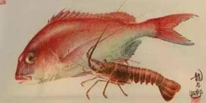 鱼拓:可以把鱼画得活灵活现的民间艺术