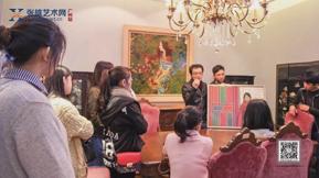 用笔质朴而得趣天成——艺术家陈公拓 -广州站报道