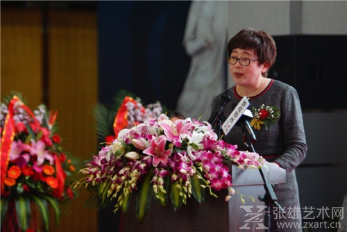 泰州市海陵区政府副区长  孙佳玲 致辞