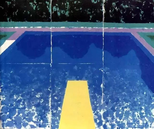 Day-Pool-with-Three-Bleu-1987