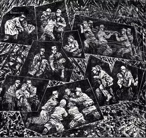 《汶川地震·生死关头》