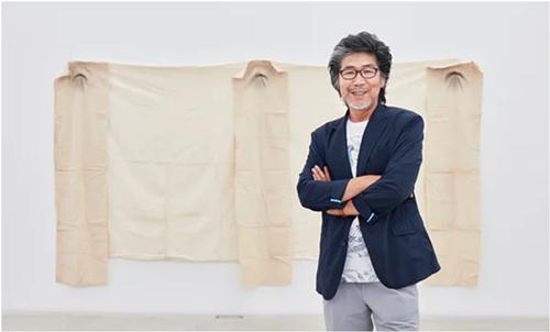 金永益和他的作品摄影:Keith Park/Kukje Gallery
