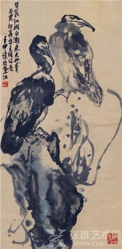《日落江湖白 潮来天地青》1986年