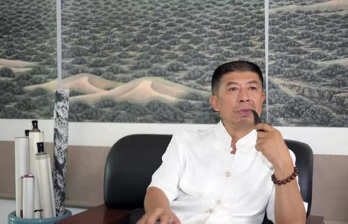 著名书画家白占荣山水画作品欣赏