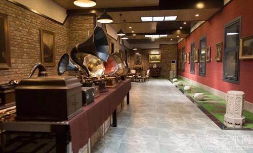 欧洲藏品展馆